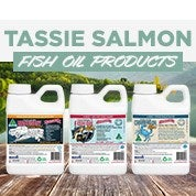 Tassie Salmon Fish Oil Products