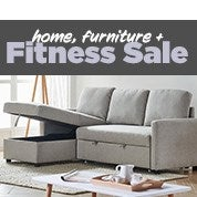Home, Furniture & Fitness Sale