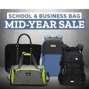 School & Business Bag Mid-Year Sale