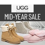 Ugg Express Mid-Year Sale