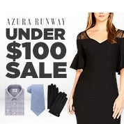 Azura Runway Under $100 Sale