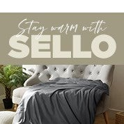 Stay Warm With Sello