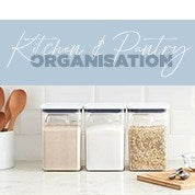 Kitchen & Pantry Organisation