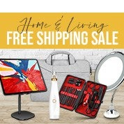 Home & Living Free Shipping Sale
