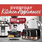 Everyday Kitchen Appliances
