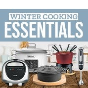 Winter Cooking Essentials