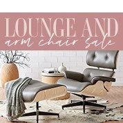 Lounge & Arm Chair Sale