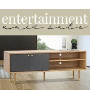 Entertainment Unit Sale