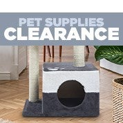 Pet Supplies Clearance