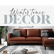Winter Tones Decor