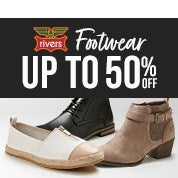 Rivers Footwear Up To 50% Off