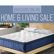 Bargains Online Home & Living Sale