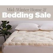 Mid-Winter Home & Bedding Sale