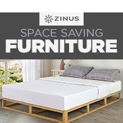Zinus Space Saving Furniture
