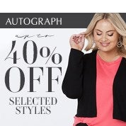 Autograph Up To 40% Off Selected Styles