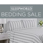 SleepWorld Australia Bedding Sale