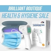 Brilliant Boutique Health & Hygiene Sale