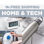 Free Shipping Home & Tech