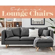 Sofas & Lounge Chairs