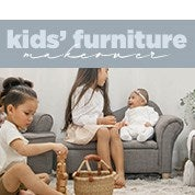 Kids' Furniture Makeover