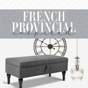 French Provincial Inspired