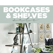Bookcases & Shelves Sale
