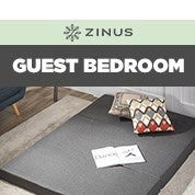 Zinus Guest Bedroom