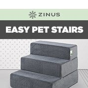 Zinus Easy Pet Stairs