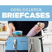 Cool Clutch Briefcases
