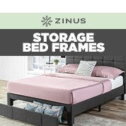 Zinus Storage Bed Frames