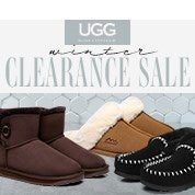 Ugg Express Winter Clearance Sale
