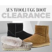 Aus Wooli Ugg Boot Clearance