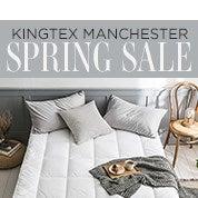 Kingtex Manchester Spring Sale