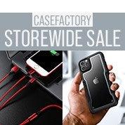 Casefactory Storewide Sale