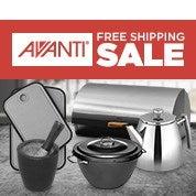 Avanti Free Shipping Sale