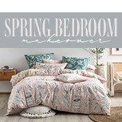 Spring Bedroom Makeover