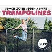 Plum Space Zone Trampolines