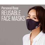 Personal Base Reusable Face Masks