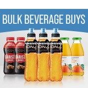 Bulk Beverage Buys