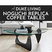 Duke Living Noguchi Replica Coffee Tables