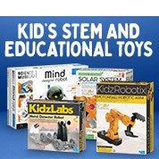 Kids' STEM & Educational Toys