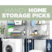 Handy Home Storage Picks