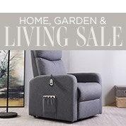 Home, Garden & Living Sale