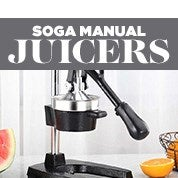 SOGA Manual Juicers