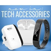 New In Tech Accessories