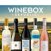 Winebox Republic Launch Sale