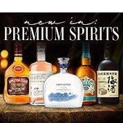 New In: Premium Spirits