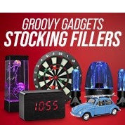 Groovy Gagdets Stocking Fillers