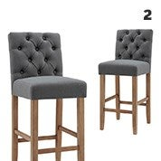 Sets of 2 Bar Stools