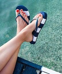 Thongs + Sandals
